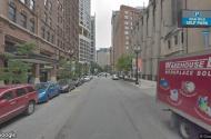 parking on East Chestnut Street in Chicago