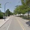 Outside parking on East Hoover Avenue in Ann Arbor