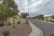 parking on East Iris Drive in Chandler