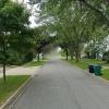 Outside parking on Elm Street in Lombard
