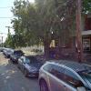 Garage parking on Emerald Street in Philadelphia