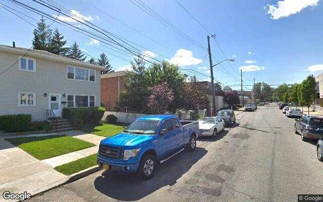 parking on Evergreen Ave in Staten Island