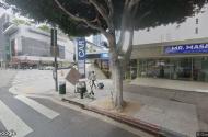 parking on Figueroa Street in Los Angeles