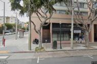 parking on Fillmore Street in San Francisco