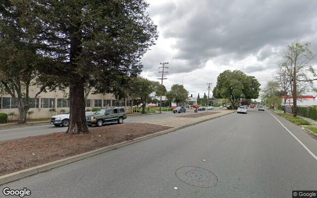 parking on Fremont Blvd in Fremont