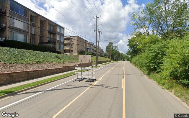parking on Fuller St in Ann Arbor