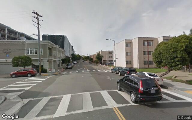 parking on Fulton St in San Francisco