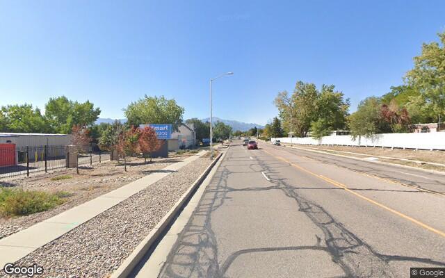 parking on Galley Road in Colorado Springs