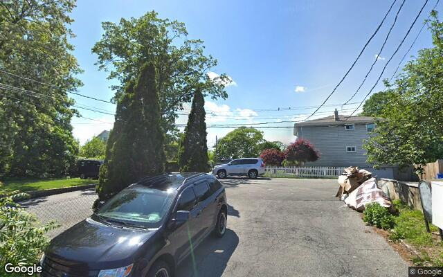 parking on Gibson Pl in Yonkers