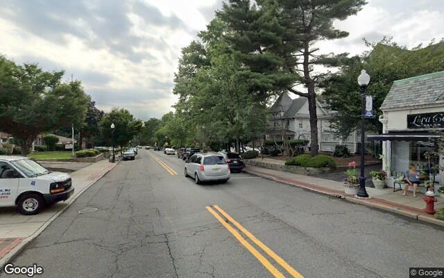 parking on Godwin Avenue in Ridgewood