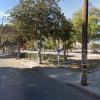 Outside parking on Granville Avenue in Los Angeles