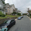 Outside parking on Greylock Road in Boston