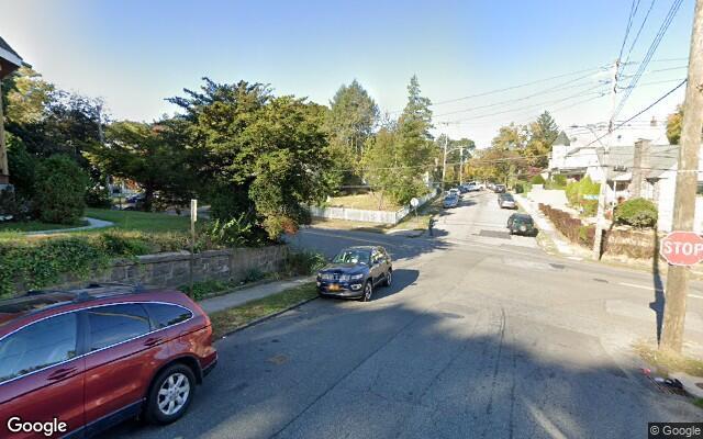 parking on Hawthorne Avenue in Yonkers