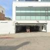 Garage parking on Hollywood Blvd in Hollywood Blvd
