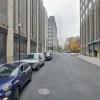 Indoor lot parking on Hudson Street in Jersey City