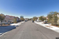 parking on Ironhorse Ranch Avenue in Las Vegas