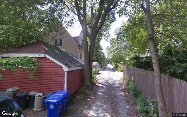 parking on Ivy Street in Brookline