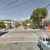 Garage parking on Jersey Street in San Francisco