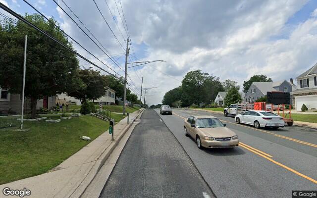 parking on Joppa Road in Baltimore