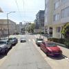 Garage parking on Larkin Street in San Francisco