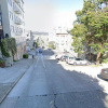 Outside parking on Lombard Street in San Francisco