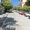 Garage parking on Lombard Street in San Francisco