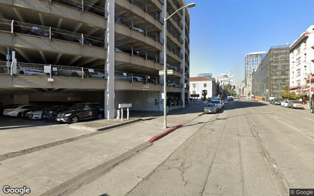 parking on Madison Street in Oakland