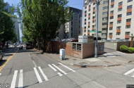 parking on Madison Street in Seattle