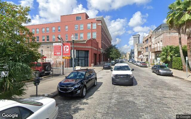 parking on Magazine Street in New Orleans