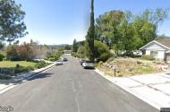 parking on Marilyn Drive in Granada Hills