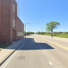 Outdoor lot parking on Martin Luther King Jr Drive in North Chicago