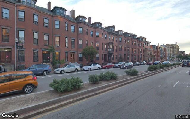 parking on Massachusetts Ave in Boston