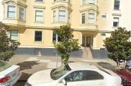 parking on McAllister St in San Francisco