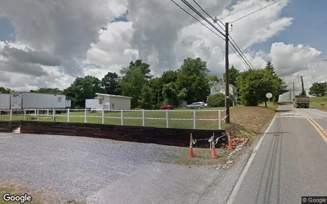 parking on Middleburg Rd in Keymar