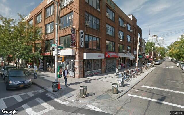parking on N 5th St in Brooklyn