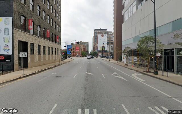 parking on N Franklin St in Chicago