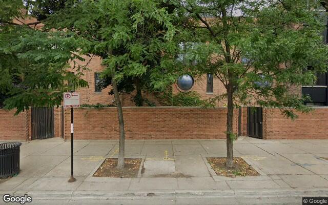 parking on N La Salle Dr in Chicago
