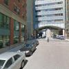 Garage parking on Nassau Street in Boston