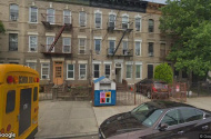 parking on New Jersey Ave in Brooklyn