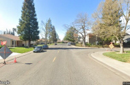 parking on Newhall Drive in Sacramento