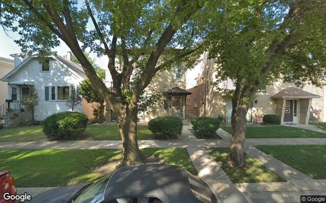 parking on North 73rd Court in Elmwood Park