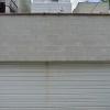 Garage parking on North Damen Avenue in Chicago