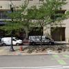 Garage parking on North Dearborn Street in Chicago