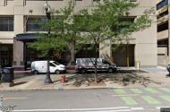 parking on North Dearborn Street in Chicago