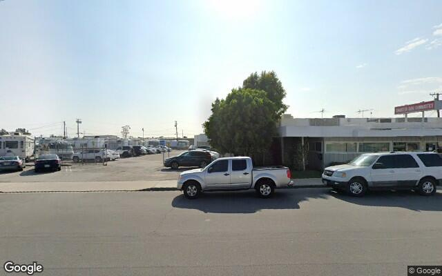 parking on North Dodsworth Avenue in Covina