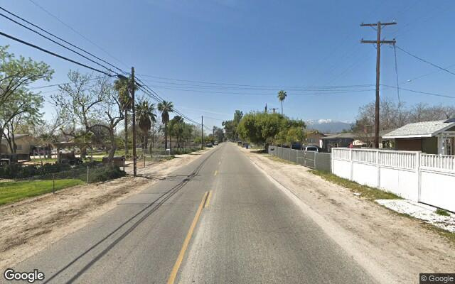 parking on North Duffy Street in San Bernardino