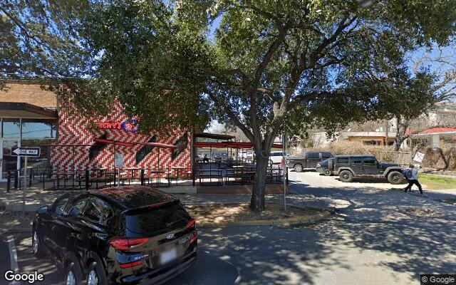 parking on North Guadalupe Street in San Marcos