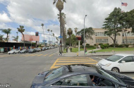 parking on North Highland Avenue in Los Angeles