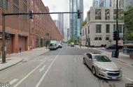 parking on North Lake Shore Drive Towers in Chicago