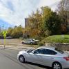 Outdoor lot parking on North Main Street in Waterbury